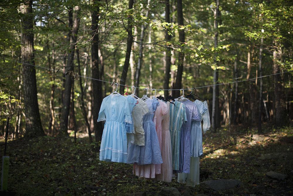 Jessica LaRue Photography Vintage dresses