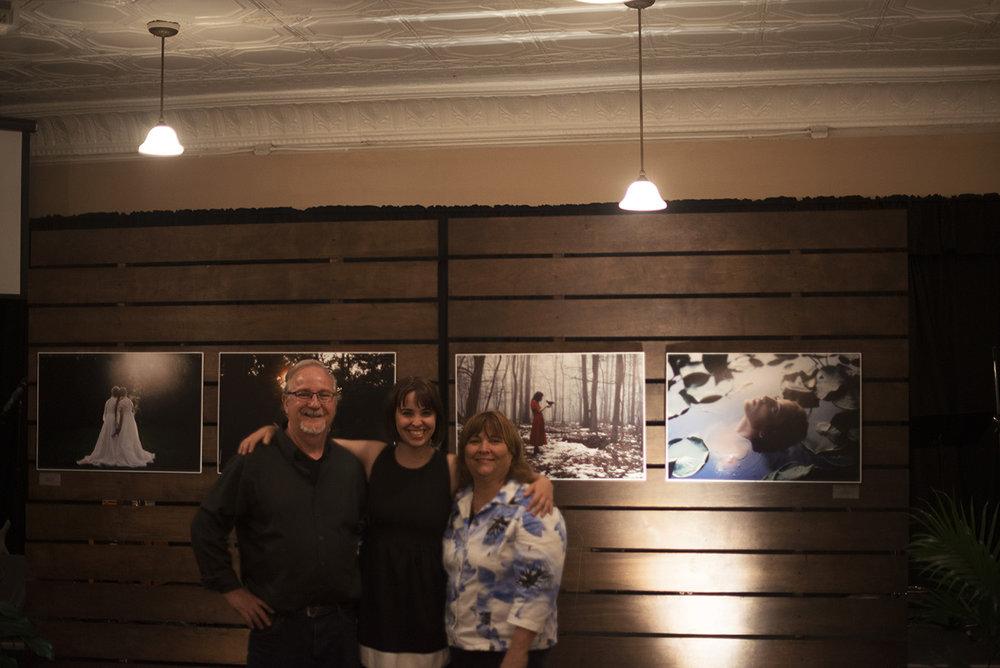 LaRue Photography capstone exhibition Lovettsville Virginia