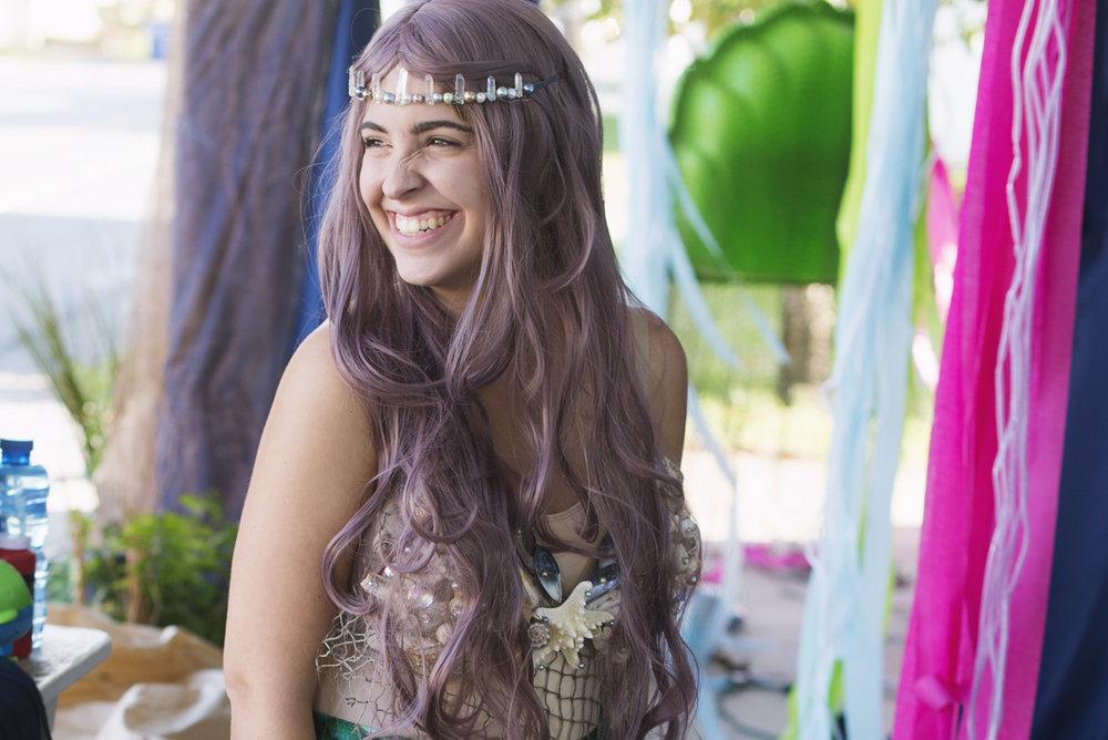 LaRue Photography mermaid costume halloween