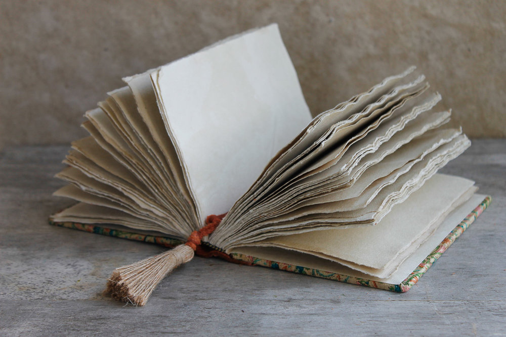 One-of-a-kind Journals - For Soulful Stories & Art