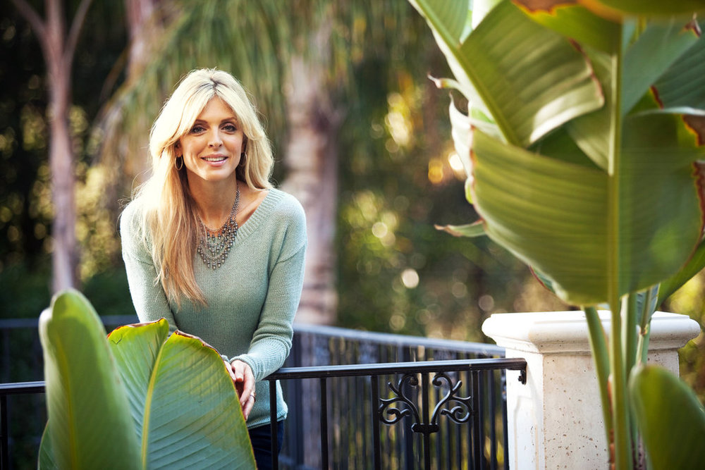 Marla Maples Finds Her Groove  -NY Times