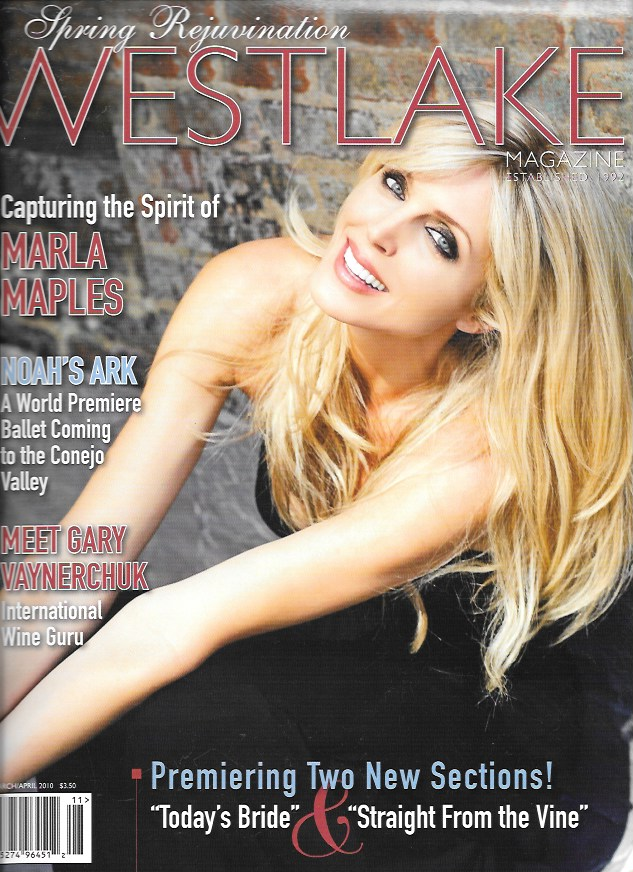 Capturing the Spirit of Marla Maples  - Westlake Magazine