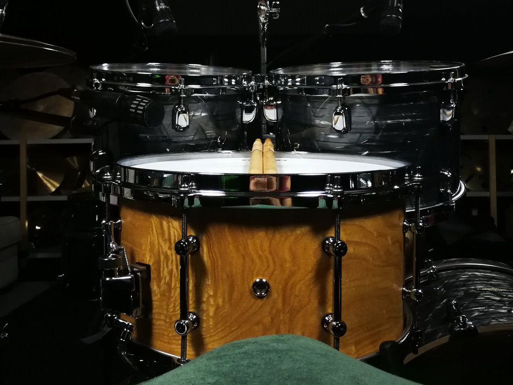 13x7 Tama SLP G-Maple Snare