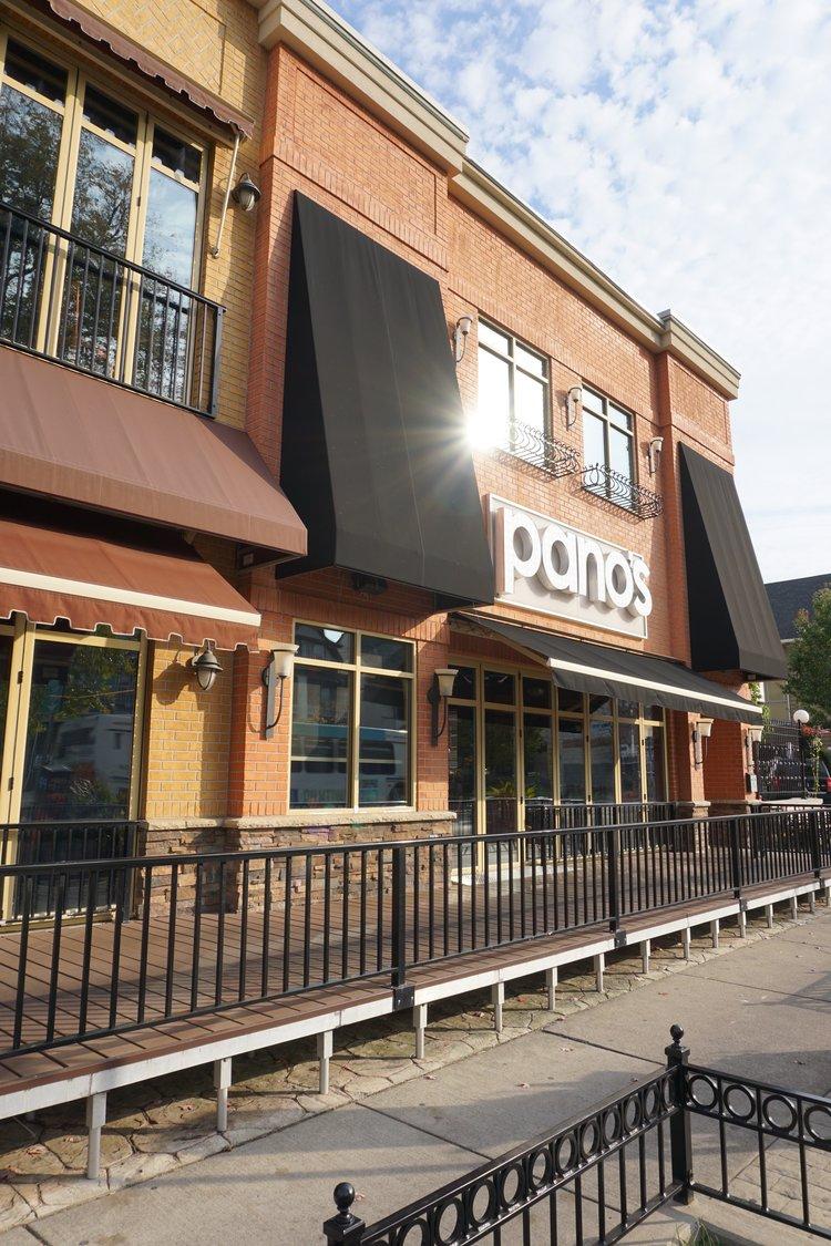 Pano's Restaurant - Buffalo, NY