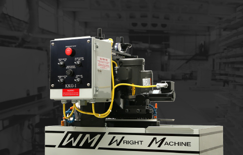 Specialty Machines Specialized equipment for saw and knife maintenance applications.