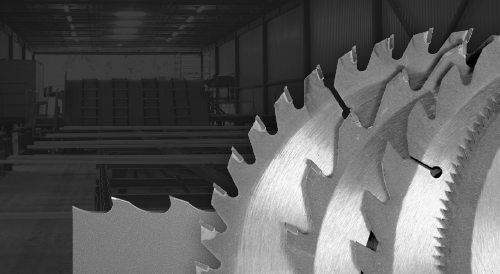 Saw Blades We offer the sharpest, highest-quality manufactured band and circular saw blades for wood and metal cutting. Our saws are manufactured by CutTech, a trusted leader in the industry since 1995.