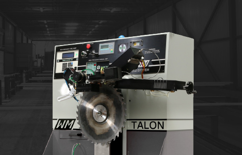 SAW TIPPING     Weld and anneal saw tips with precision, speed, and strength.