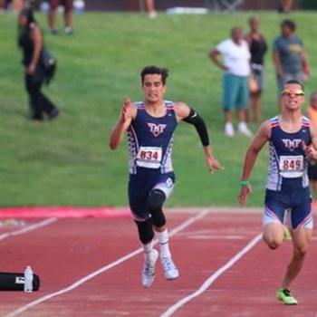 Luis Cossio Track Notre Dame