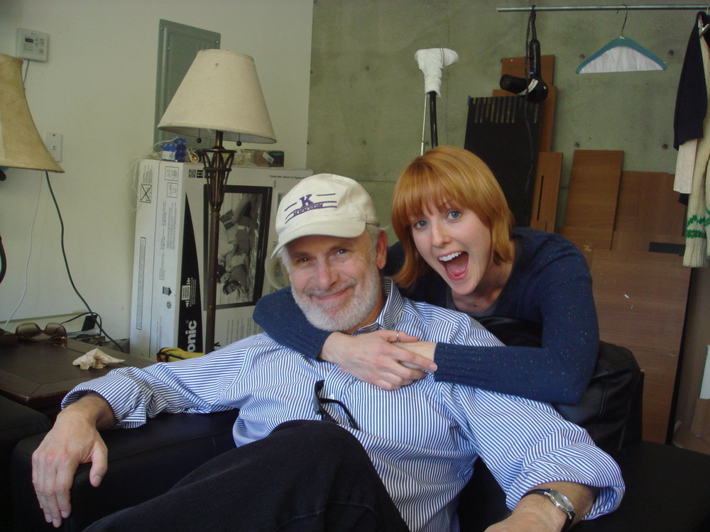 Terryn with Christopher Guest