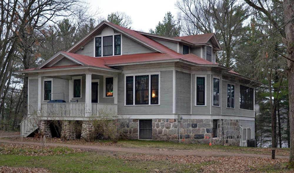 Charles Lindbergh House                                                            Historic Structure Report