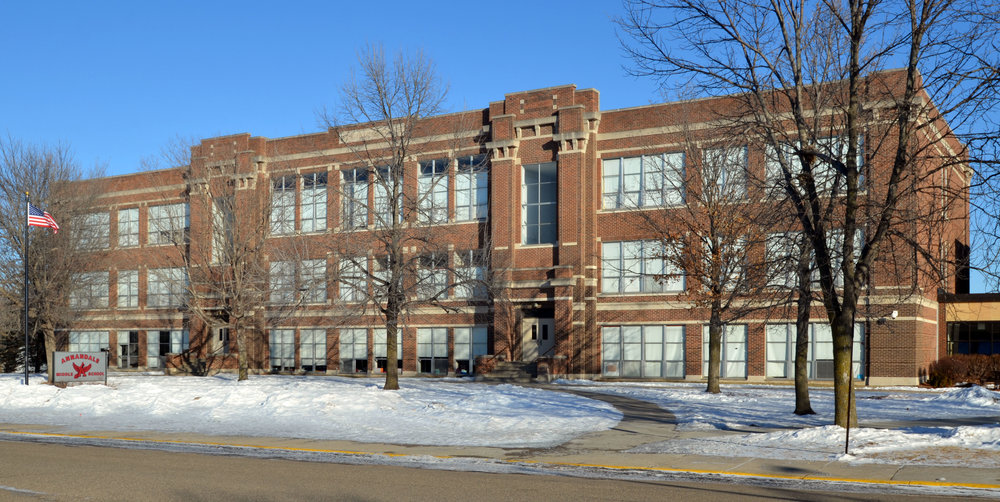Annandale High School                                                                Historic Properties Reuse Study