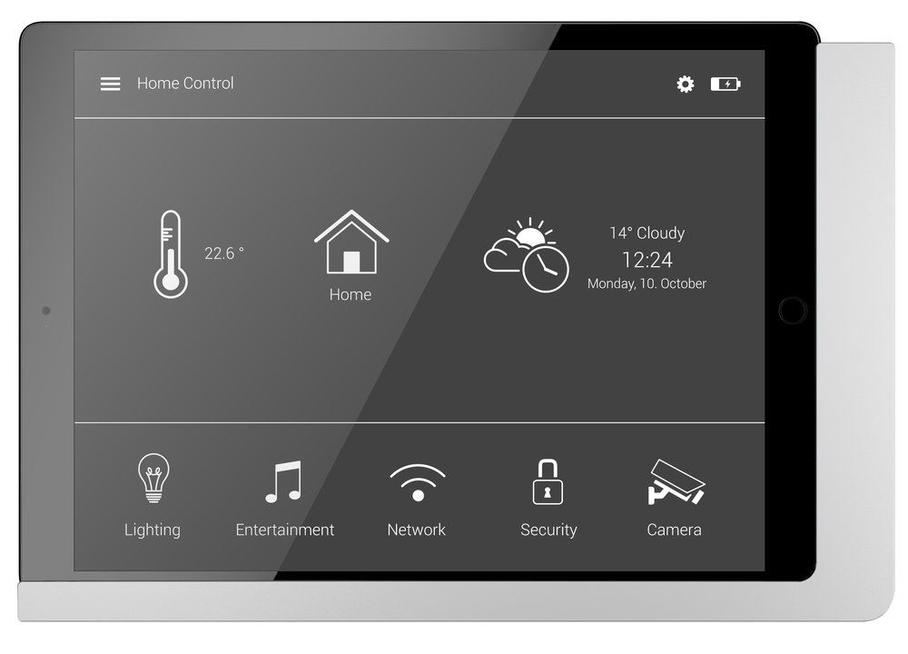 Free iPad Mount for Smart Homes and Home Automation
