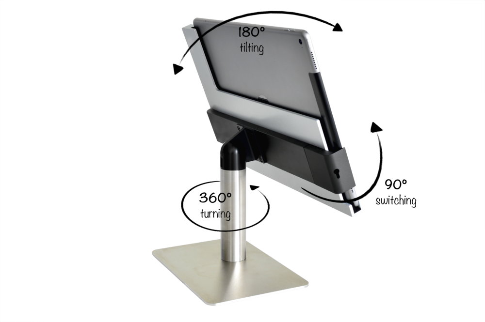 Viveroo Free Flex iPad Mount Stand Dock