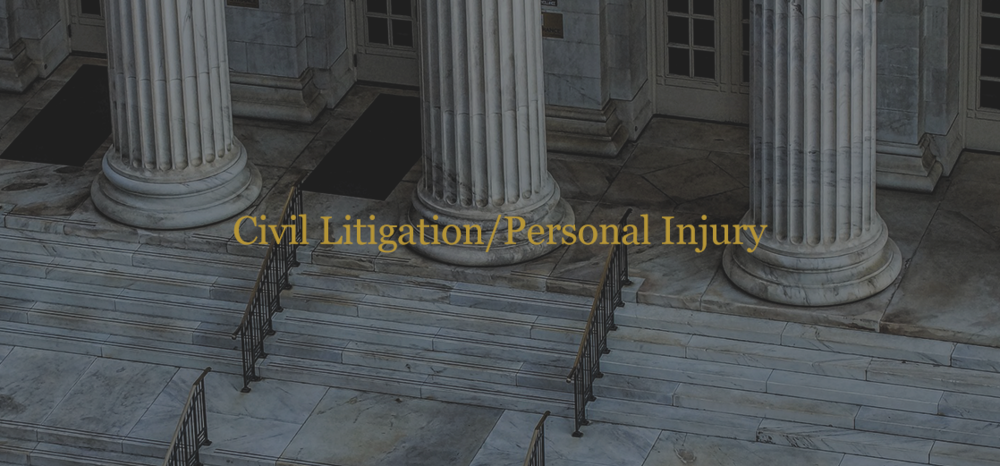 Greenberg Costle lawyers in civil litigation and personal injuries.