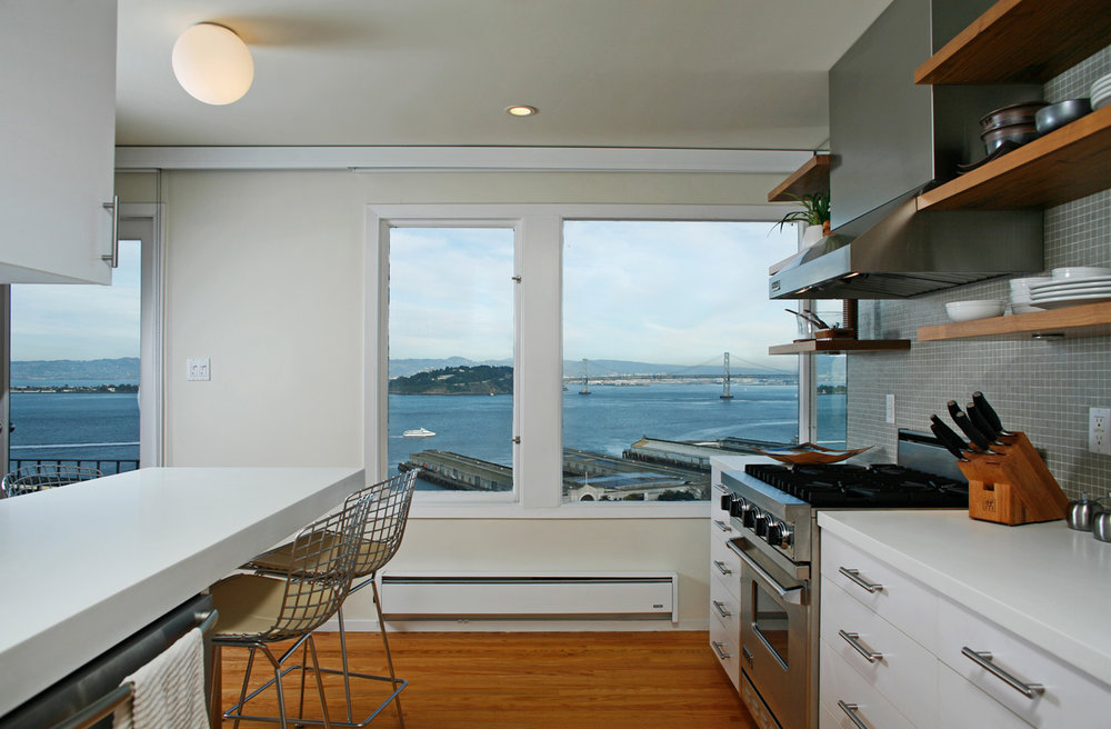 CHIC TELEGRAPH HILL - 333 GREENWICH STREET - $1,495,000