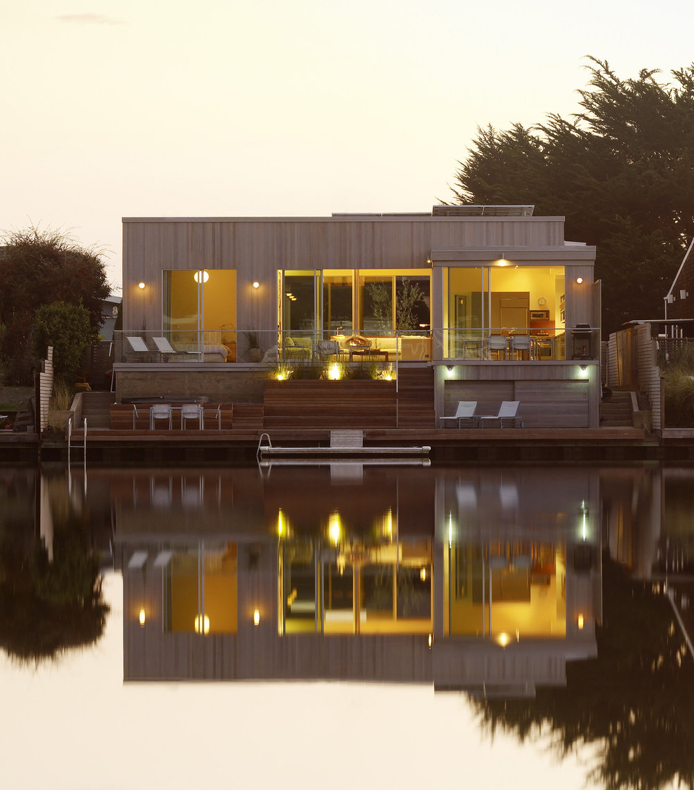 SEADRIFT LAGOON HOME
