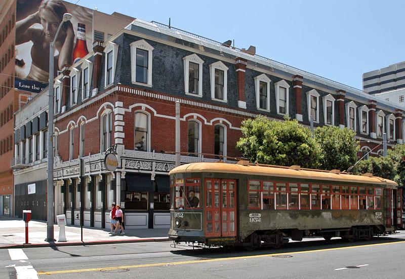 "Streetcar No. 952, a ""Streetcar Named Desire"