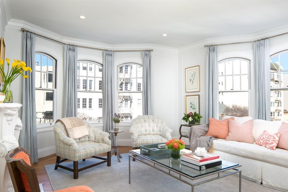 pacific heights -  1775 Broadway street - $1,550,000
