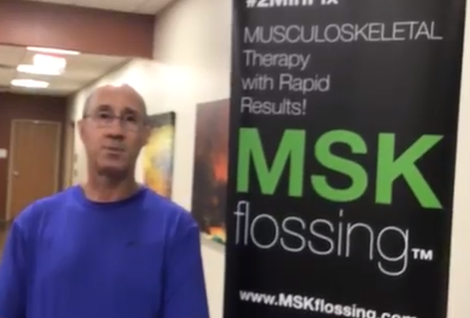 Why you should learn MSKflossing…#1