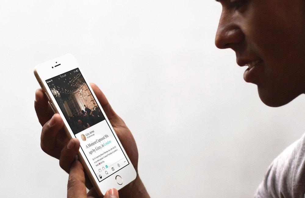 CAPTORIA iOS app