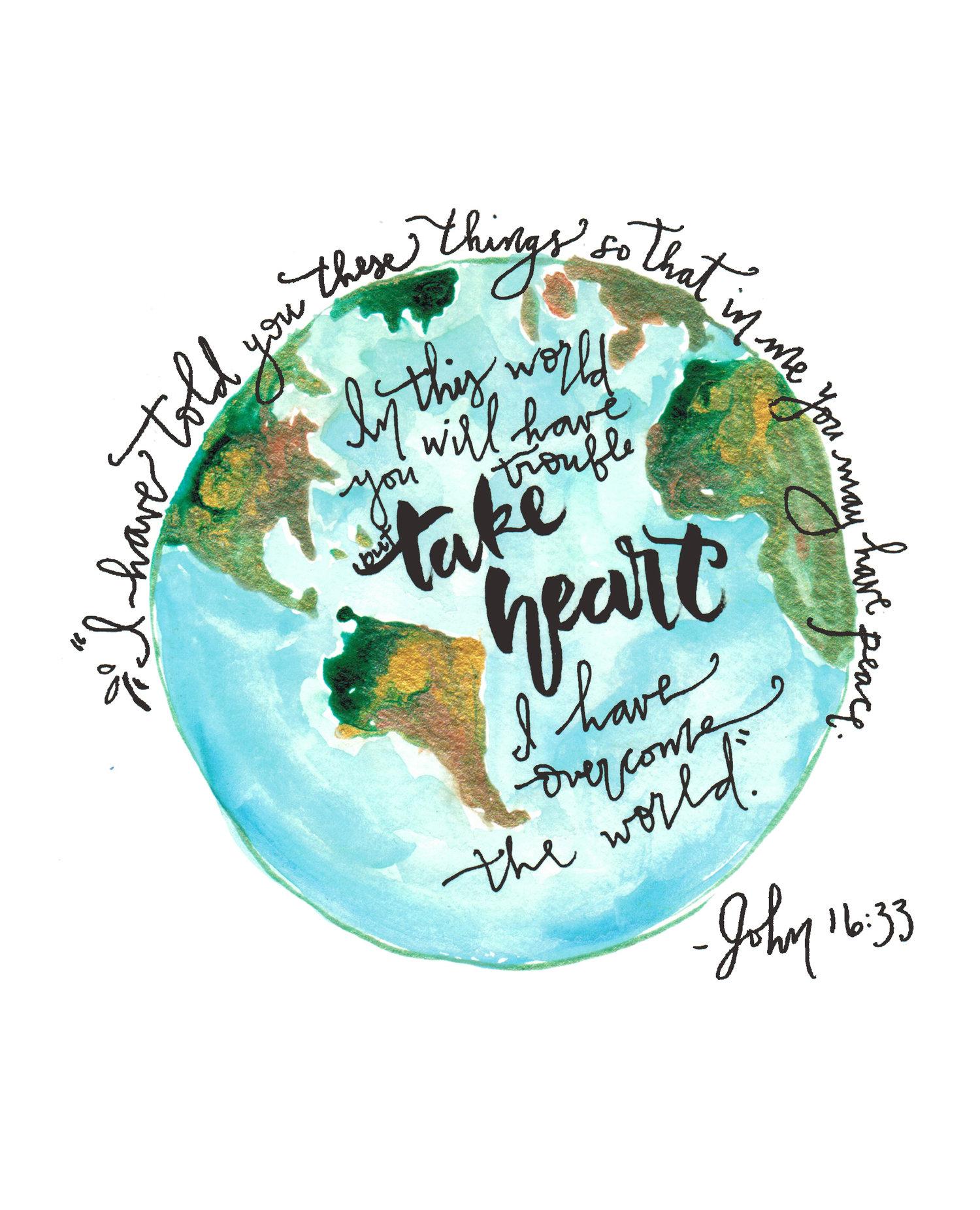 Image result for john 16:33