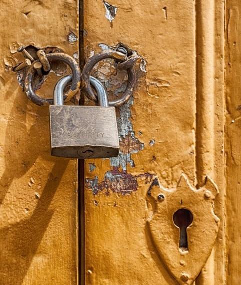 Locked Doors True North