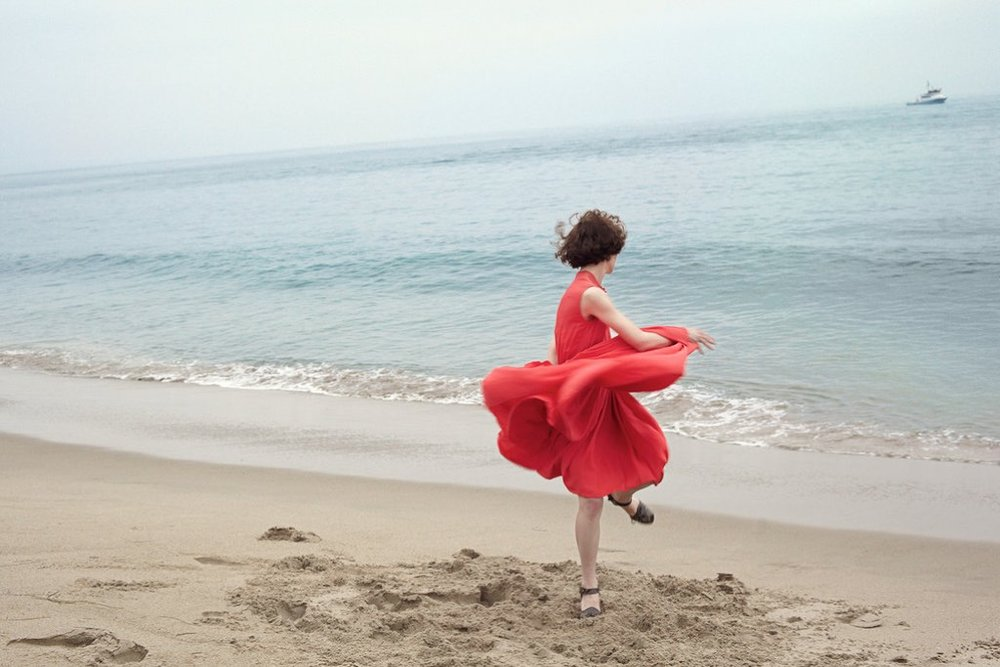Miranda July | New York Times | Photographer: Sam Taylor-Johnson