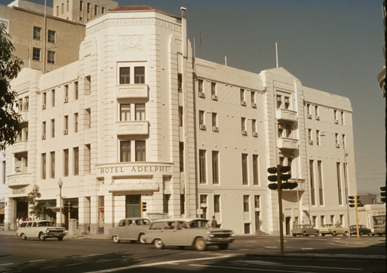 Adelphi Hotel, 1936