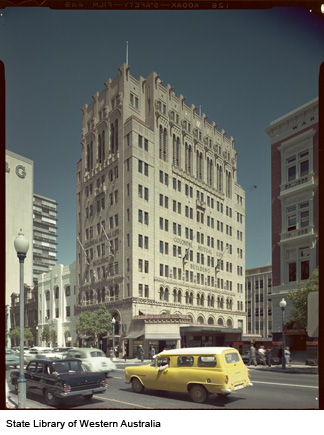 CML Building, pre 1973