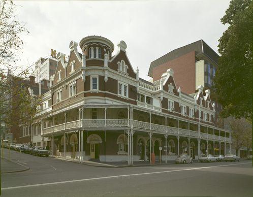 Esplanade Hotel, Perth, 1971
