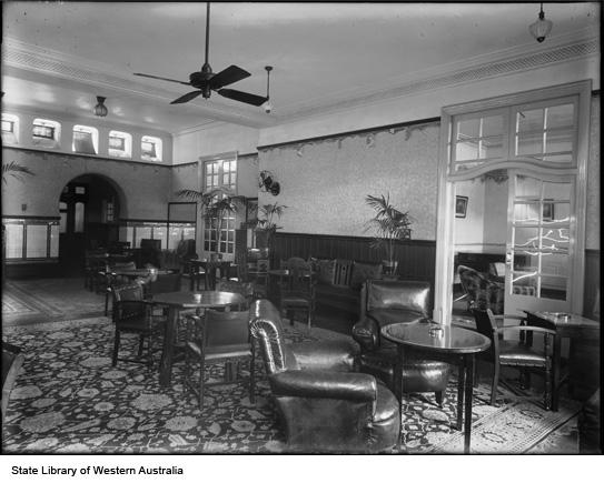 Wild Club, Esplanade Hotel, C1935