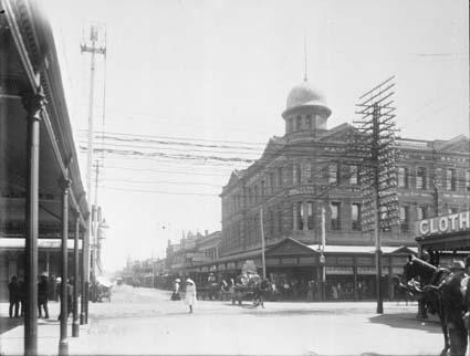Empire Buildings, 1910