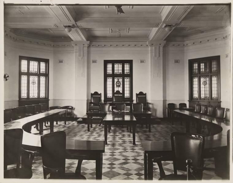 The City Of Perth Council Chambers, 1925