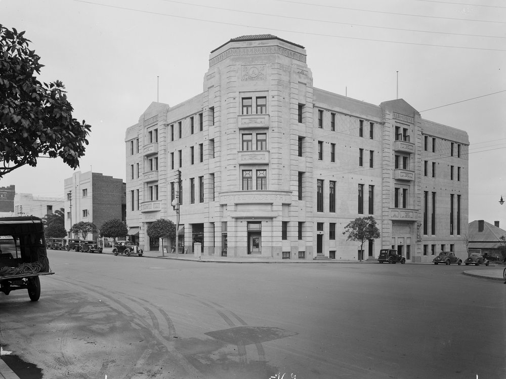 Adelphi Hotel, Perth, 3 July 1936