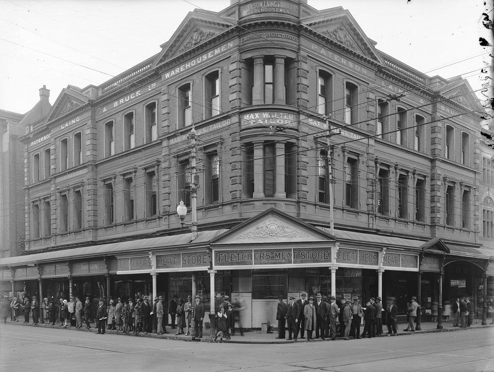Empire Building Circa 1932?