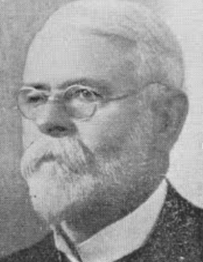Michael Francis Cavanagh in later life.