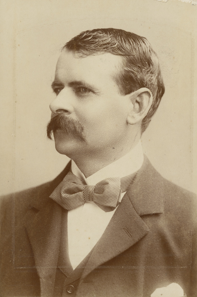 Michael Francis Cavanagh c1897, courtesy State Library of South Australia.