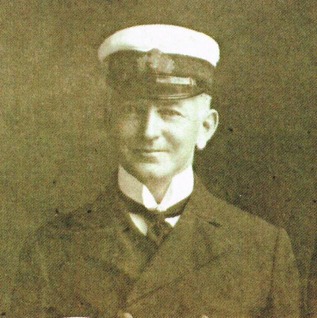 John C Smith, c1916. Courtesy Royal Perth Yacht Club.