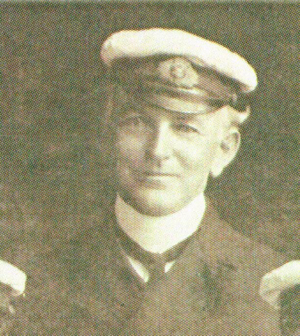 John C Smith, c1914. Courtesy Royal Perth Yacht Club.