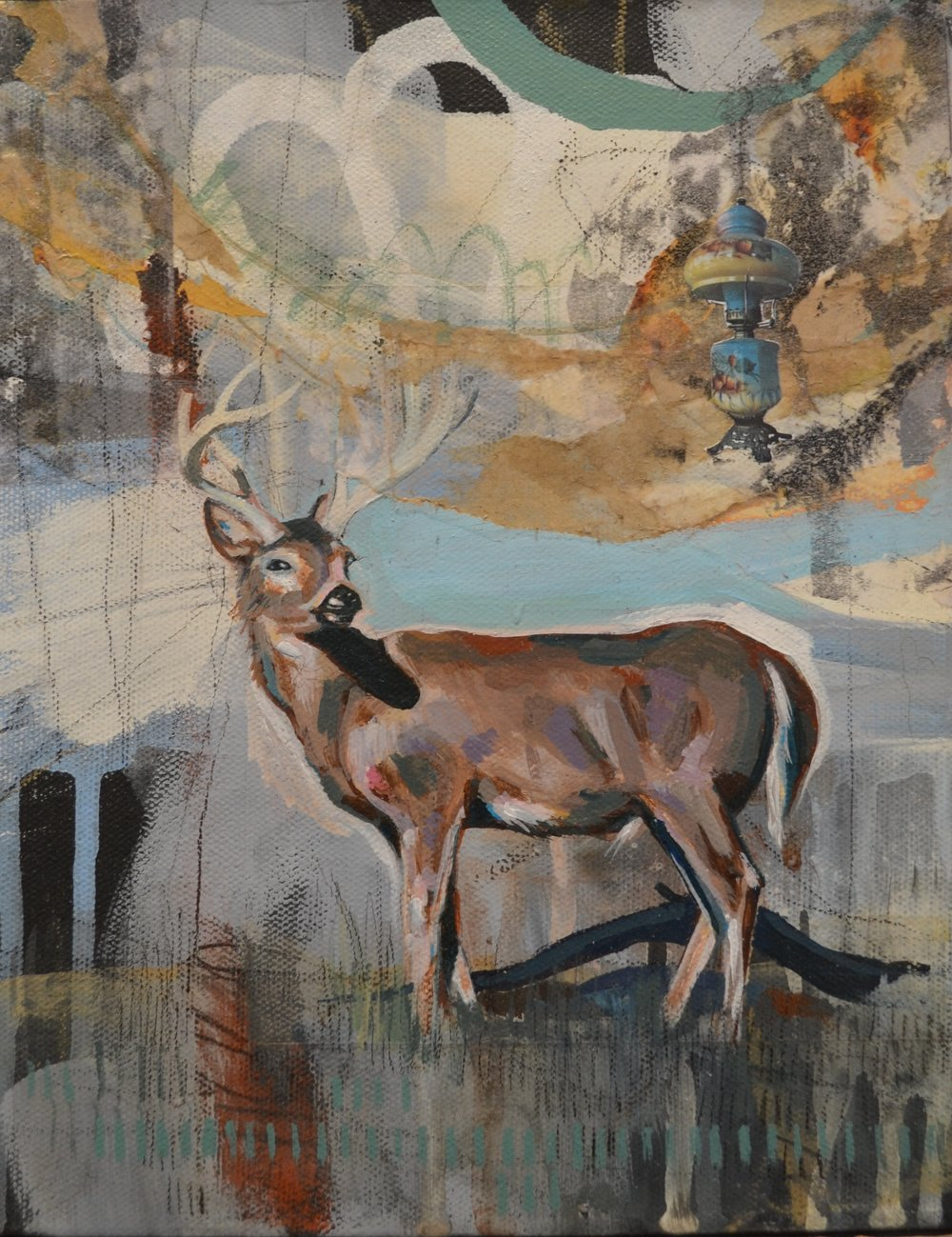 Deer in Landscape.JPG