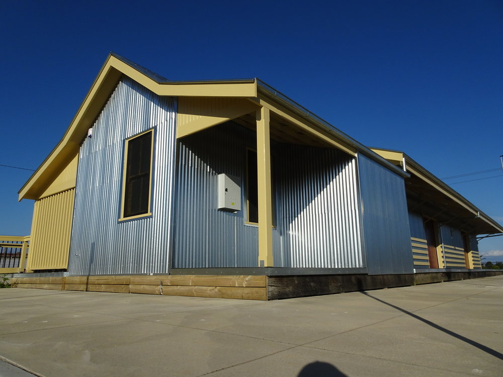 HERITAGE RENOVATION PROJECT: WARRAGUL RAILWAY GOODS SHED