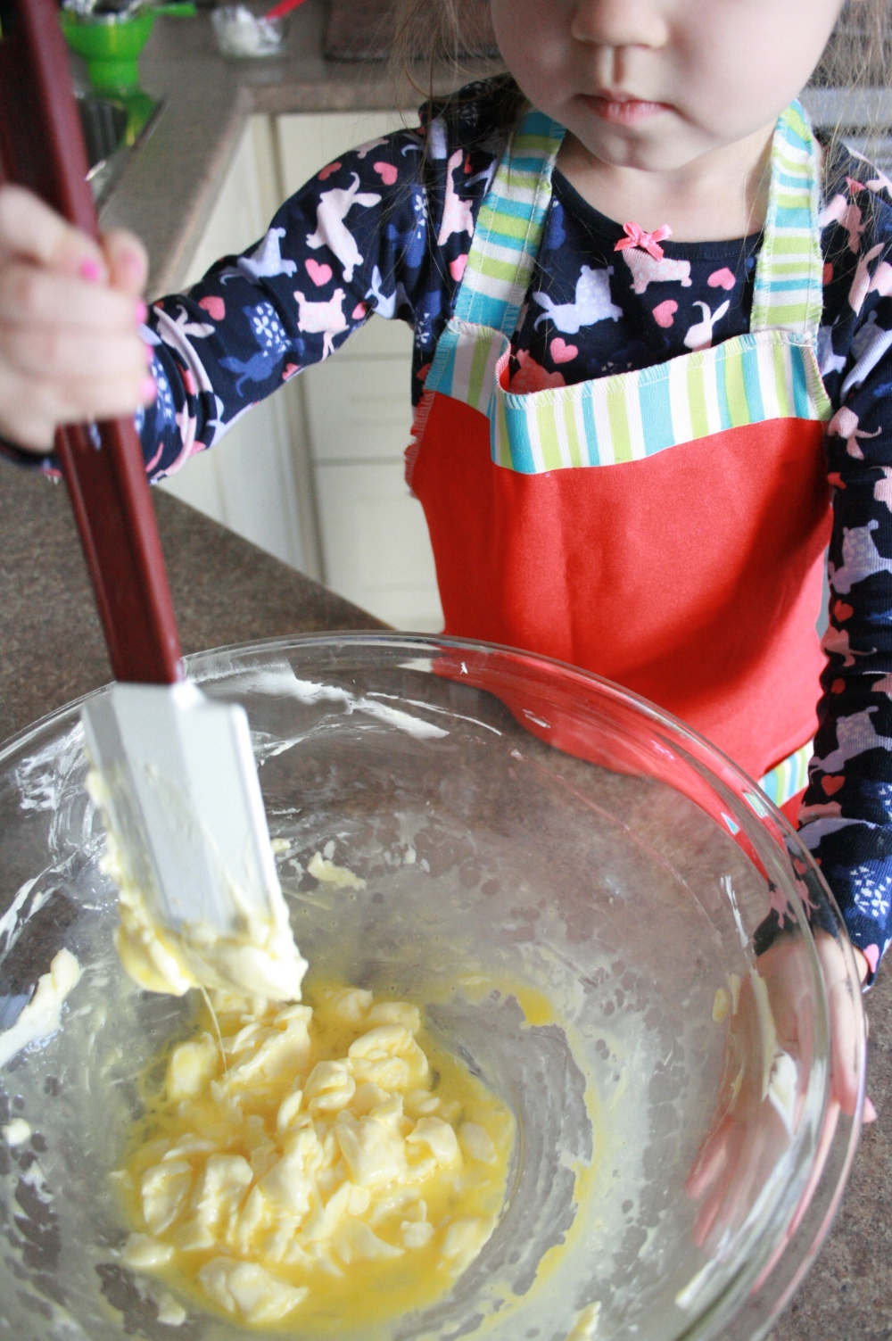 Cooking with kids is easy with gourmet baking mixes from Bake!