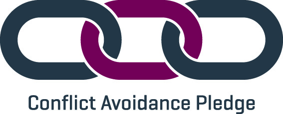 Conflict Avoidance Pledge Signatories