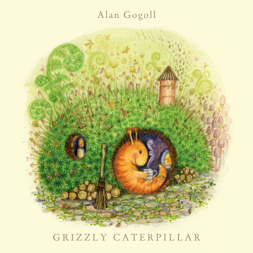 Grizzly Caterpillar Click to Listen & Buy