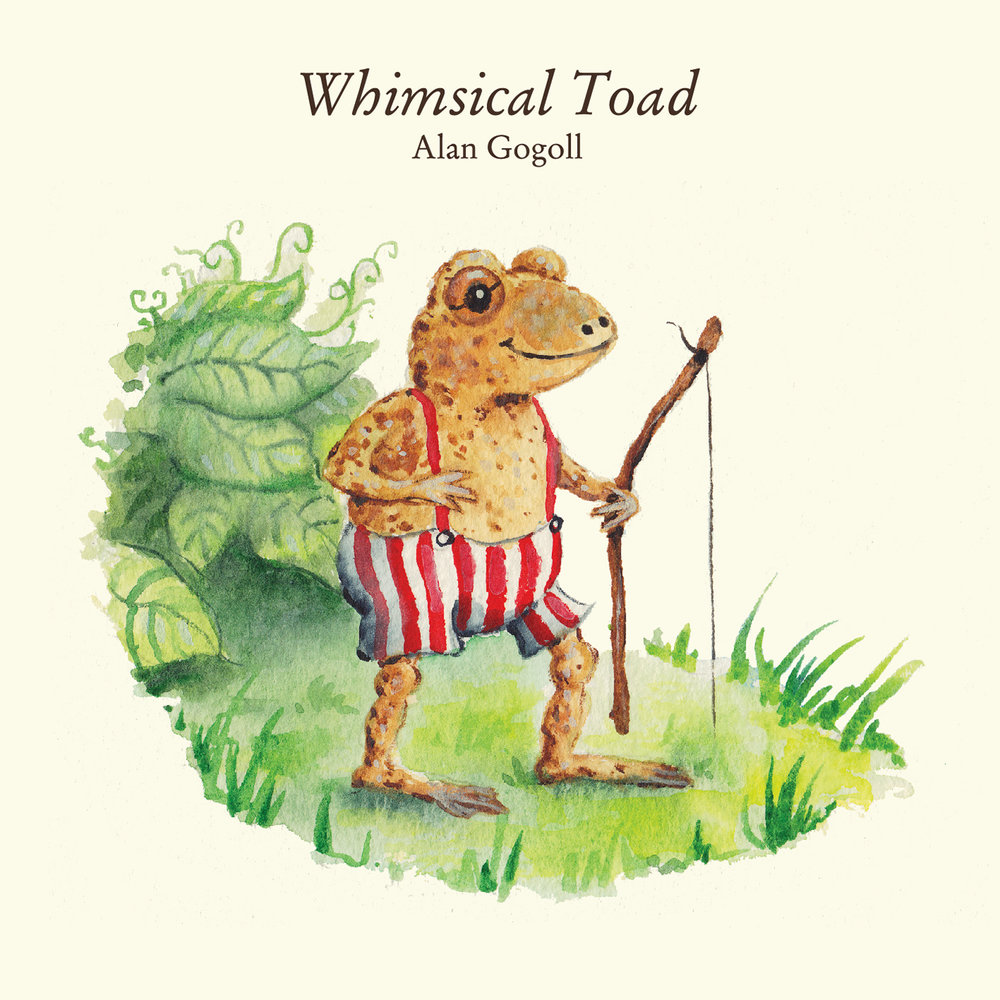 Whimsical Toad Click to Listen & Buy