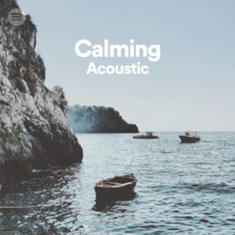 Calming Acoustic  by  Spotify
