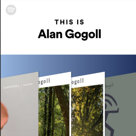 This is Alan Gogoll  by  Spotify