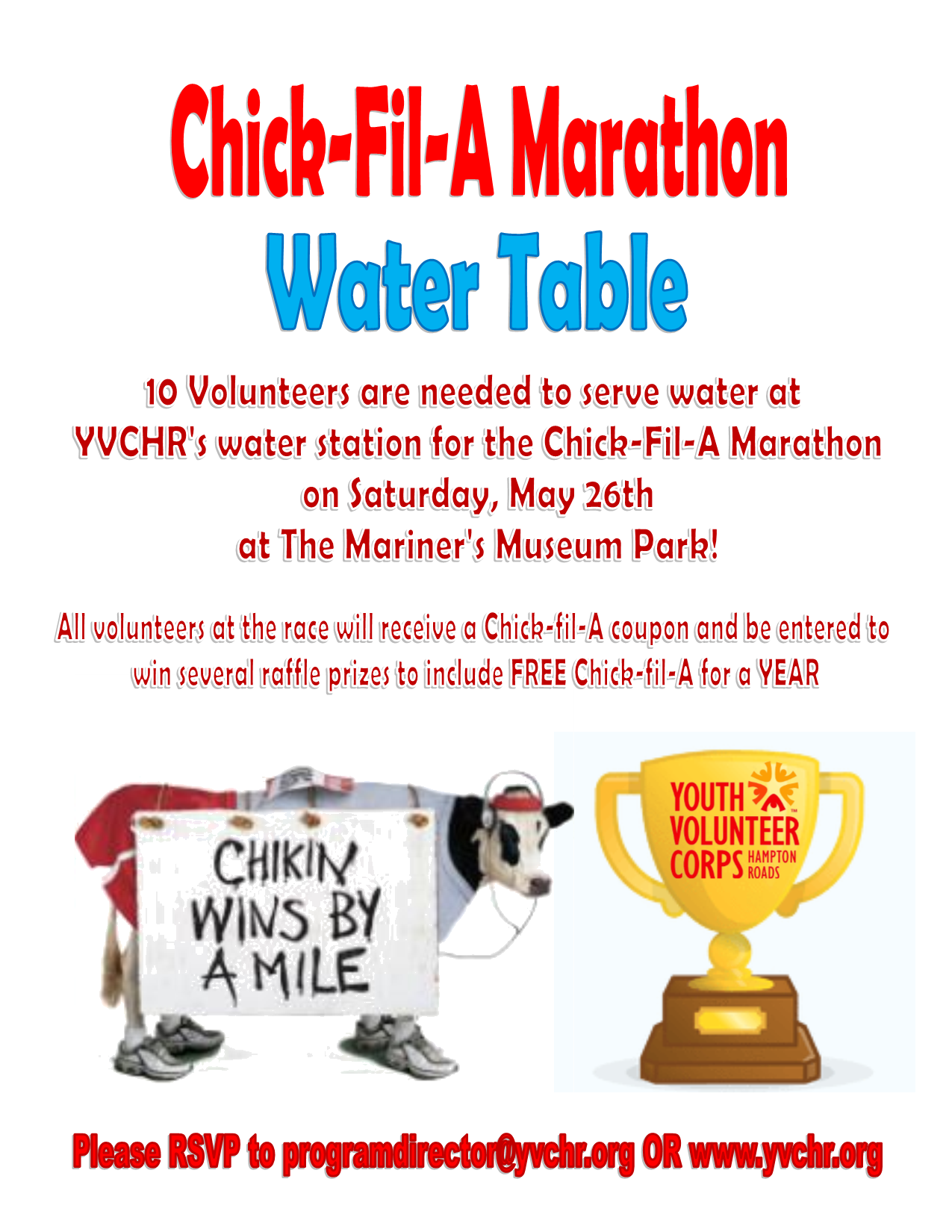 photograph relating to Chickfila Printable Coupons named Chick-Fil-A 5K \