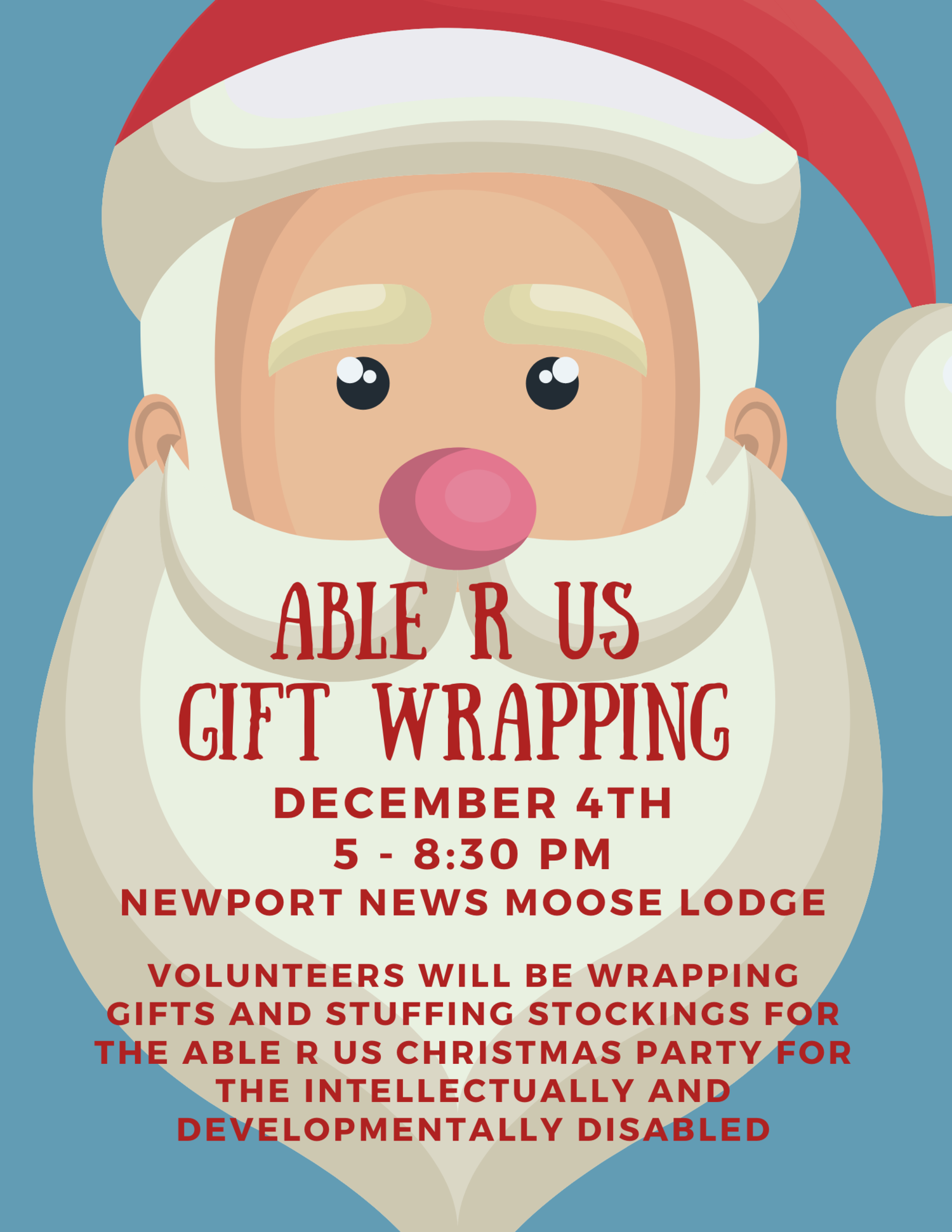 Able R Us Gift Wrapping Yvchr