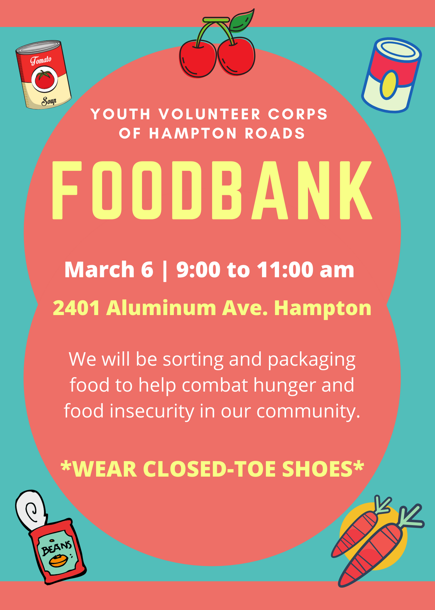 hampton roads food bank